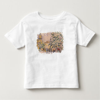 Square of the Hotel de Ville in Aix-en-Provence Toddler T-Shirt