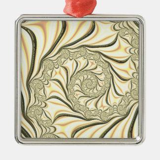 square ornament