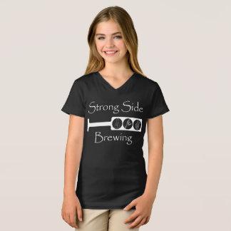 Square Paddle Logo - Kids T-Shirt