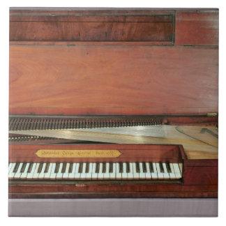 Square piano, 1767 (photo) tile