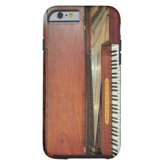 Square piano, 1767 (photo) tough iPhone 6 case