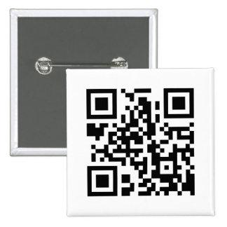 Square QR Code Button