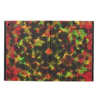 square sponge pattern powis iPad air 2 case