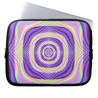 Square the Circle Laptop Sleeve