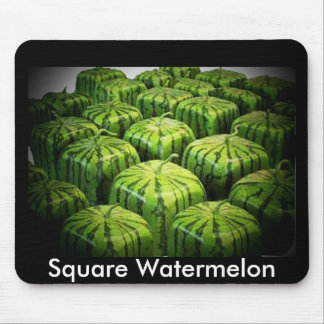 Square Watermelon Mouse Mat