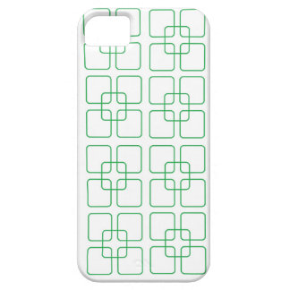 Square Wave Pattern Barely There iPhone 5 Case