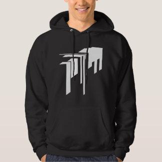 Squareart abstract custom Sweatshirts hood