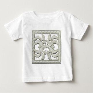 SquareDecorativeTile112810 Baby T-Shirt