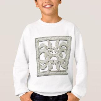 SquareDecorativeTile112810 Sweatshirt
