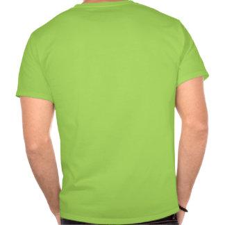 SquarePrayerGreen T Shirts