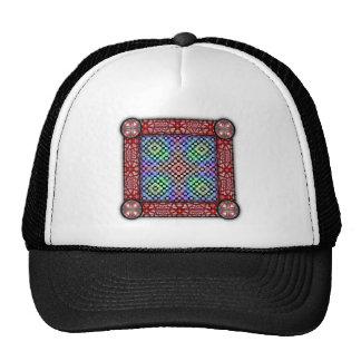 Squares Alternate Hat
