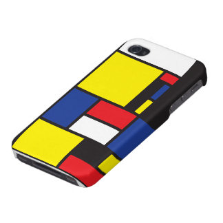 Squares Case For iPhone 4