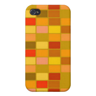 Squares iphone Case Cover For iPhone 4