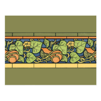 Squash and Blossom Post Cards