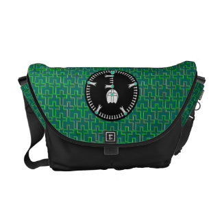 Squash Blossom Rosary Commuter Bags