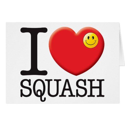 Squash Card
