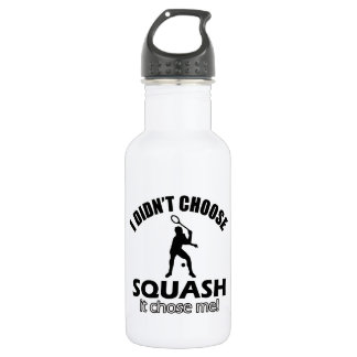 squash design 532 ml water bottle