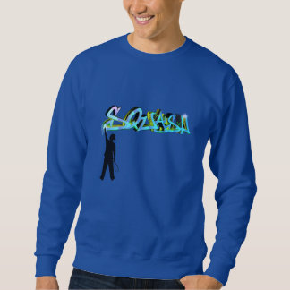 Squash Graffiti Sweatshirt