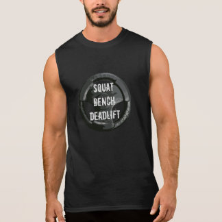 Squat Bench Deadlift TShirt