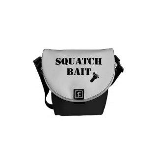 Squatch Bait Courier Bags
