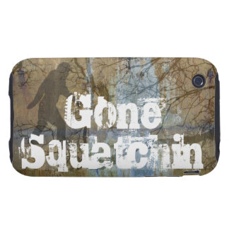 Squatch Do You Believe iPhone 3 Tough Covers
