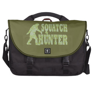 Squatch hunter computer bag