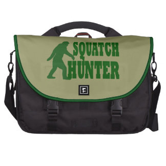 Squatch hunter laptop computer bag