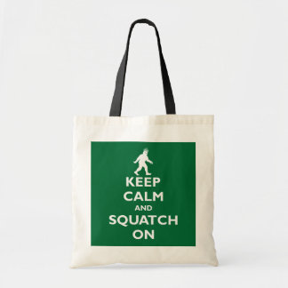 Squatch On Bags