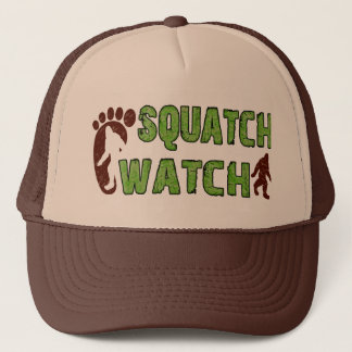Squatch Watch Trucker Hat