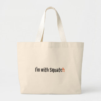 Squatch Wear and More Canvas Bag