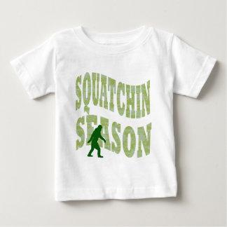 Squatchin Season Baby T-Shirt