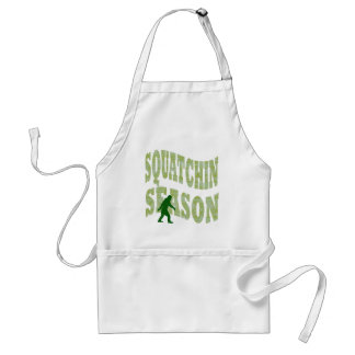Squatchin Season Standard Apron