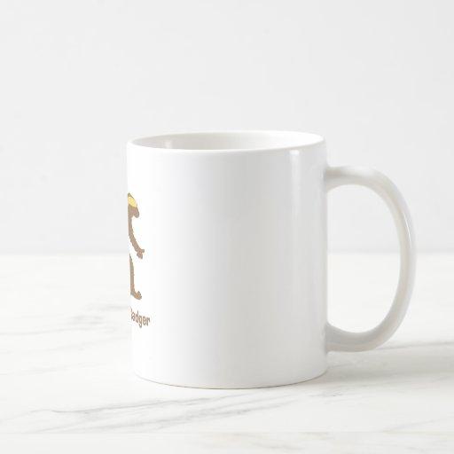Squatchy Badger Mugs