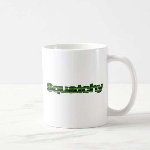 squatchy coffee mugs