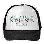 squatchy trucker hat