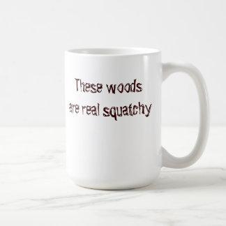 squatchy woods mug