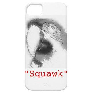Squawk iPhone 5 Case