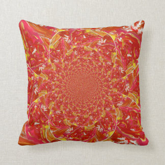 Squazzle Kaleidoscope Design 1 Cushion