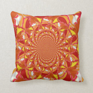 Squazzle Kaleidoscope Design 3 Cushion