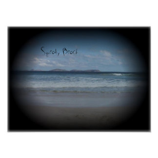 Squeaky Beach 1 Poster