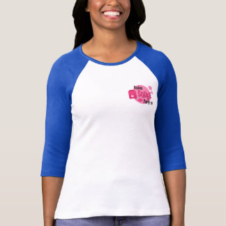 SQUEE Ladies' Baseball T T-Shirt