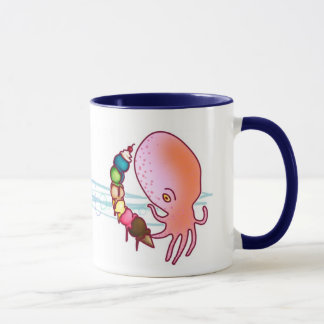 Squid and Ice Cream Mug