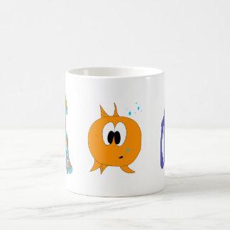 Squid Basic White Mug