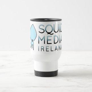 Squid Media Travel Mug