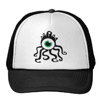 Squid Monster Mesh Hat