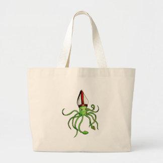 Squid Pope - bag