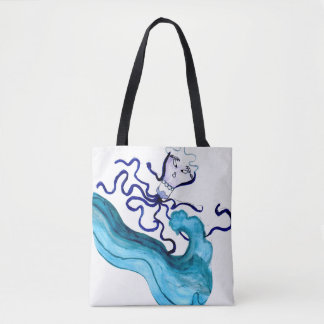 Squid Tote Bag