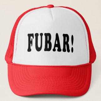 Squidbillies FUBAR! Trucker Hat