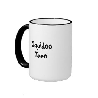 Squidoo Teen - Mug