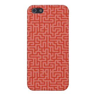Squiggle iphone Case iPhone 5/5S Cover